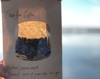 Medium Blend Coffee Beans From South America, Fair Trade, Hand Roasted Coffee Beans, Espresso, Drip Coffee, Pour Over, Coffee Gift