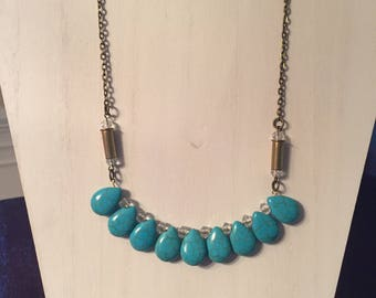 Fun Turquoise Necklace!