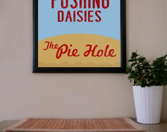 Pushing Daisies / Title / Poster