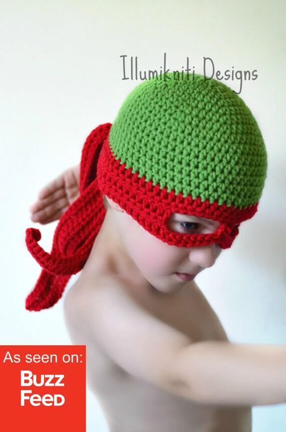 Kids Teenage Mutant Ninja Turtle Hat Fun Hat For Kids Kids
