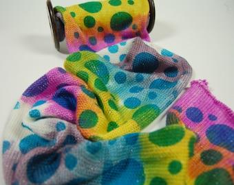 Sparkle sock Blank -Clowning A Round