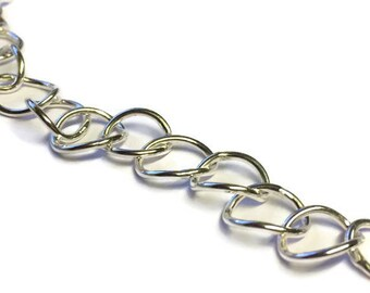 Small Link Curved Chain