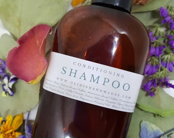 Conditioning Shampoo - Choose Your Scent - Coconut Oil Shampoo