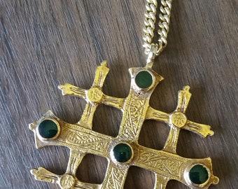 Vintage Alva Museum Replica - Crusaders Cross