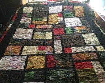 Autumn Splendor Twin Sized Quilt