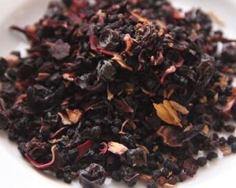 Elderberry Blend Loose Leaf Herbal Tea