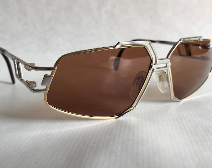 Cazal 961 Col 963 Vintage Sunglasses Made in Germany New Old Stock