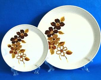 Johnson of Australia Brazilia Dinner Plates Side Plates - Vintage Retro 70s Dinnerware - Stoneware - Made in Australia  sc 1 st  Etsy & Johnson of australia | Etsy