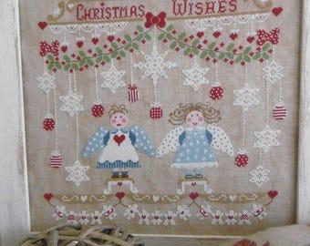 INSTANT DOWNLOAD Recita di Natale Christmas Recital PDF counted cross stitch patterns by Cuore e Batticuore at cottageneedle.com e-pattern