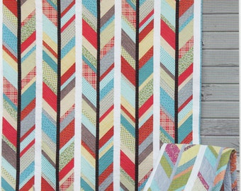 Scout Quilt Pattern by Cluck Cluck Sew