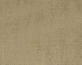 Tea Dye Tobacco Cloth | Primitive Fabric |  Reenactors Fabric  |  Craft Fabric  | Home Decor Fabric |  Woven Cotton Fabric | 1 Yard