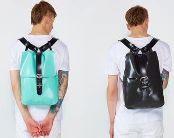 Latex Backpack