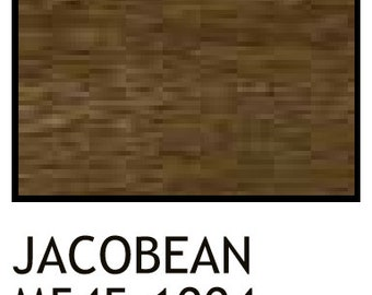 wiping wood and architectural wiping stains Jacobean 8 Oz
