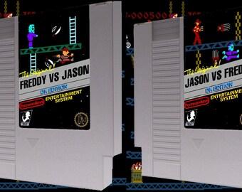 Freddy Vs Jason - DK Combo