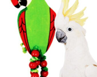 969 Medium Parrot Bird Toy