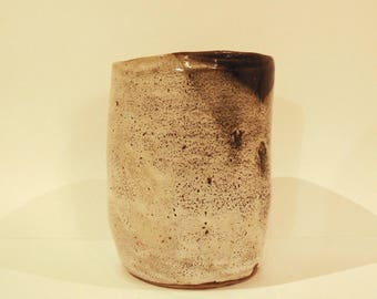Ceramic planter, cylinder, pottery, throwing - Ready to Ship