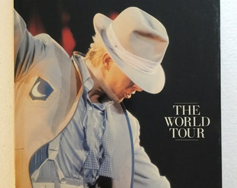 David Bowie's Serious Moonlight - The World Tour (First Edition, Hardcover)