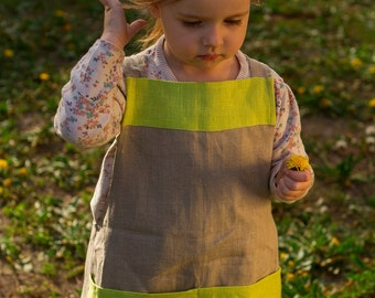 Japanese Apron for kids
