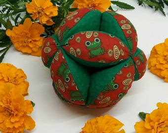Different size baby Montessori balls/baby montessori toys/montessori toddler/montessori baby toys/montessori materials/montesorri toy