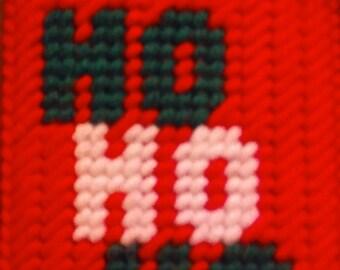 Ho Ho Ho Gift Card Holder