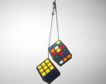 Rubiks cube danglers