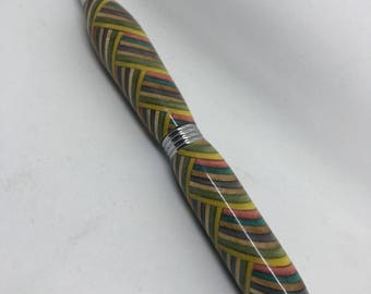Recycled Skateboards Pen 0003