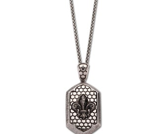 Sterling Silver Necklace - GM1025
