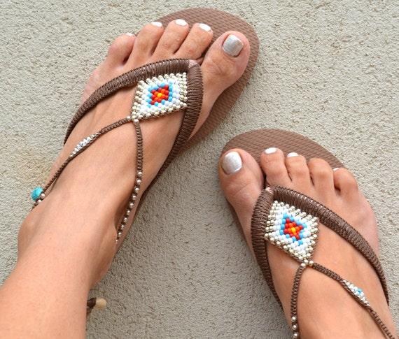 Sandals Boho Women Gold Beach Foot Jewelry Sandals Women Sandals Anklet Beaded Rose Bohemian Sandals Flip Havaianas Flop Sandals xtTwAq8p