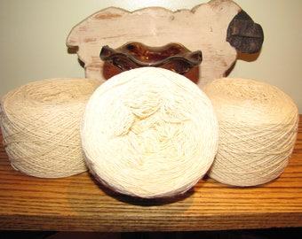 Polypay wool yarn