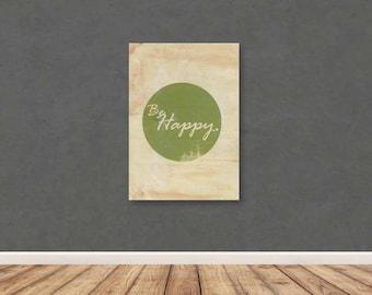 Plywood Wall art, Wood Transfer, Kids Print, Digital Graphic Art, Scandinavian Art, Timber Screen Printing, Image transfer Print