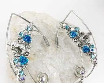 Elf Ear Cuff - Elven Ear Cuffs - Fairy Ear Cuff - Elf Ears - Fairy Ear Cuffs - Mermaid Earrings - Cosplay Ears - Fairy Ears - Fairy Costume