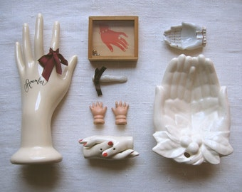 hands collection original photograph