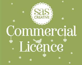 Commercial USE Licence - SAS Creative