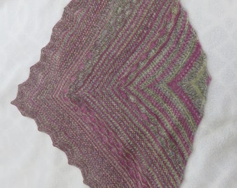 Handknitted Shawl