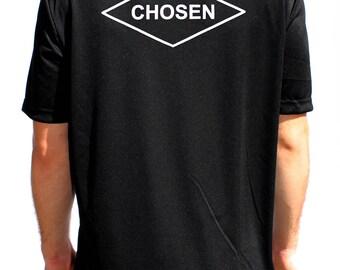 Chosen Lethal Gear Black Performance T-Shirt