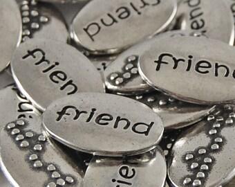 Friend Braille Word Pebbles - SET OF 10