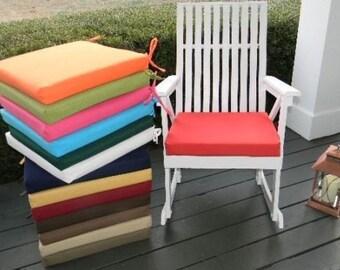 Patio seat cushion | Etsy