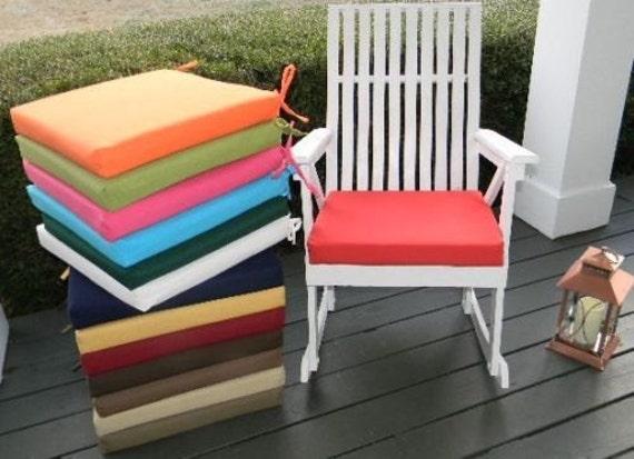 Indoor Outdoor 17 X 15 X 2 Foam Cushion