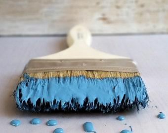 Handmade ChalkFinish Paint, Gypsy Teal, Beach Decor, Beach House Furniture, Beach Art, Beach House Decor, Beach House Sign, DIY Wood Signs