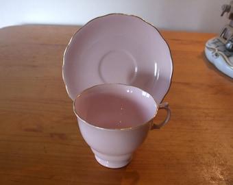 Pink Vogue - Bone China Tea Duo - cup and saucer