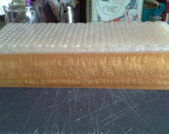 Honeycomb Cream Soap