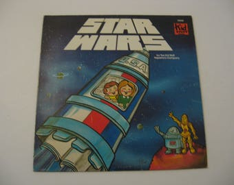 Kid Stuff Repertory Records - Star Wars - Circa 1978