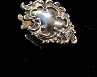 925 Victorian paper clip