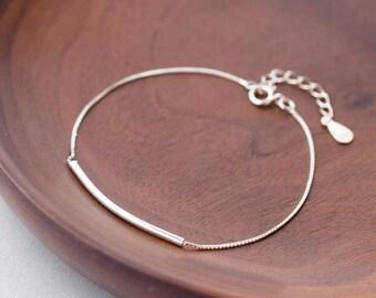 Tube Bar bracelet