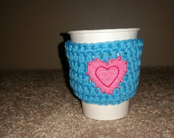 Coffee sleeve / hot sleeve / coffee cozy