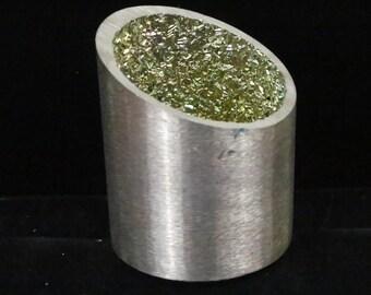 """Bismuth Art - """"Pure Gold"""""""
