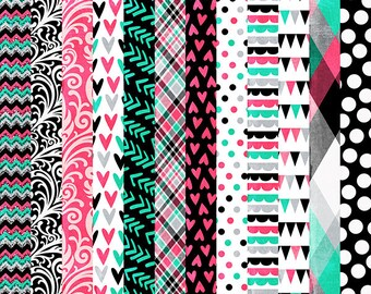 It's Love Patterns Pack One