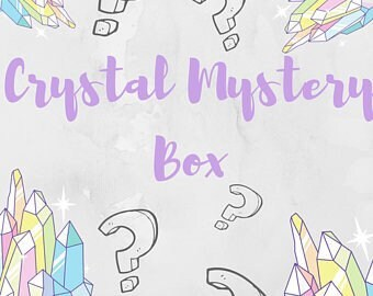 Crystal Mystery box comes with atleast 10 gems