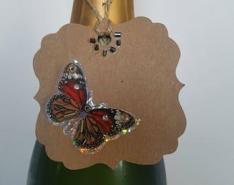Butterfly gift tang 7sin-Eid-Nowruz-Nowrooz-Nowrouz-Nowroz,Noruz-Norooz-Norouz-Noroz,Nooruz-Noorooz-Noorouz-Nooroz,gift tag