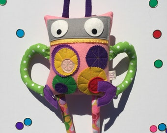 Roxy the Robot Plush Doll